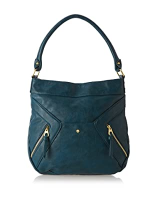 co-lab by Christopher Kon Women's Ellie Hobo, Teal, One Size