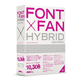 FONT x FAN HYBRID