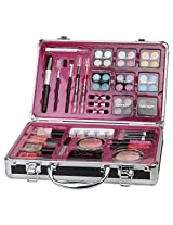 Ivation Professional Vanity Case Cosmetic Make Up Ivation Beauty Box Gift Set 57 Piece