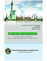 Tourism Innovations-An International Journal Of Indian Tourism And Hospitality Congress (ITHC) (First Edition 2015)