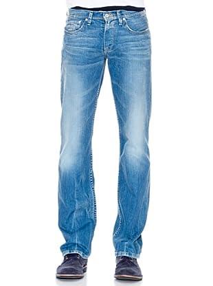 Pepe Jeans London Vaquero Derby (Azul)