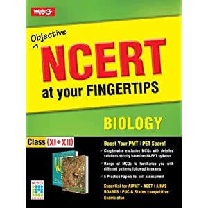 Objective NCERT at Your Fingertips - Biology : Boost Your AIPMT Score! (Class XI + XII)