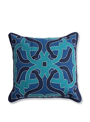 Barclay Butera Tangier Throw Pillow, Blue, 16