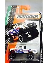 2014 Matchbox MBX Explorers - Chevy K1500