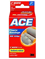 ACE Elastic Bandage with E-Z Clips