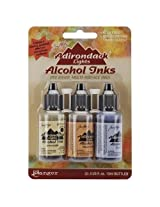 Ranger Ink Tim Holtz Adirondack Alcohol Ink Lights 3-Pack: Wildflowers