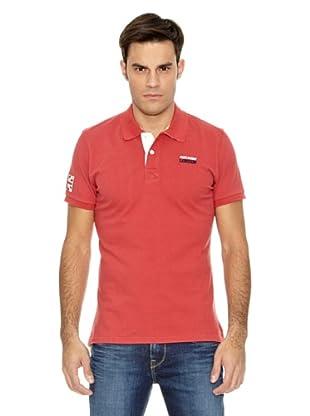 Pepe Jeans London Polo Murphie (Rojo)