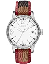 Burberry The Utilitarian Fabric Unisex Watch Bu7842