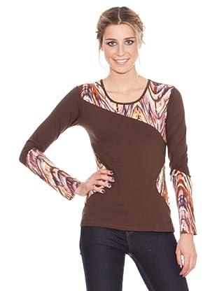 HHG Camiseta Brenda (marrón)
