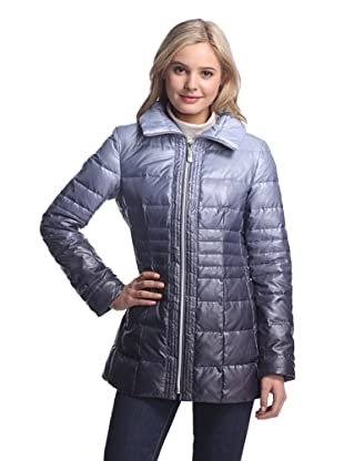 Vince Camuto Women's Ombre Down Jacket (Smoke)