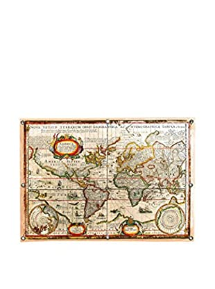 Diego Tirigall Vintage Map Canvas Wall Mural, Multi, 60