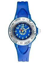 Titan Zoop Analog Blue Dial Children's Watch C1002PP02A