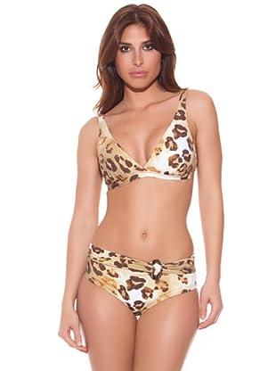 Ana Durán Bikini Tierra (Animal)