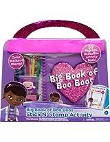 Disney Doc McStuffins Big Book of Boo Boos Stick N' Stamp Activity