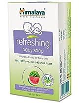 Himalaya Refreshing Baby Soap, 75g
