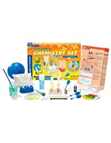 Thames & 642921 Kosmos Kids First Chemistry Set Science Experiment Kit with Coloring Book
