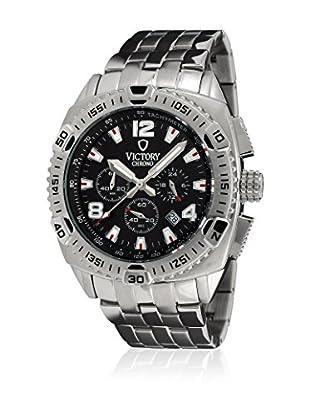 Victory Reloj V-Adventurer Negro / Plateado