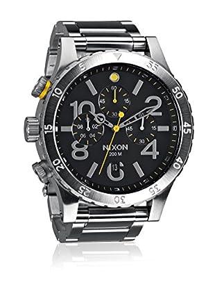 Nixon Uhr mit japanischem Uhrwerk Man A486-000 48.0 mm