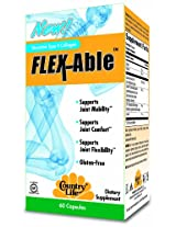 Country Life FLEX-Able Capsules, 60 Count
