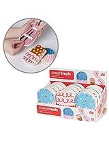 Dci Sweet Treats Manicure Set (Red Swirl)