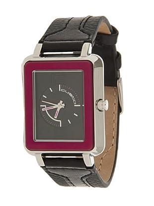 Custo Watches CU027603 - Reloj de Señora cuarzo piel Negro