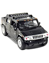 Kinsmart 2005 hummer H2 SUT scale model car Scale 1:40