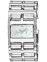 Miss Sixty Analog White Dial Women's Watch - SZ3007