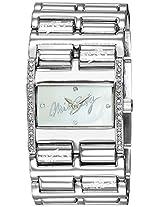 Miss Sixty Analog White Dial Women's Watch - SZ3007