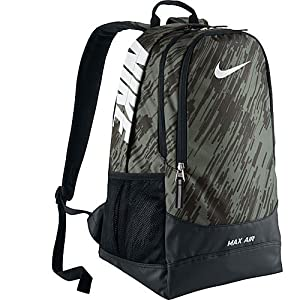 Nike Max Air Large Backpack CT39-250582-Mica Green/Black/White