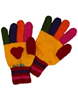 Kidorable Little Girls'  Heart Gloves