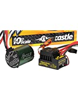 Castle Creations 010-0066-09 Mamba Max Pro ESC with 7700KV 4-Pole Motor