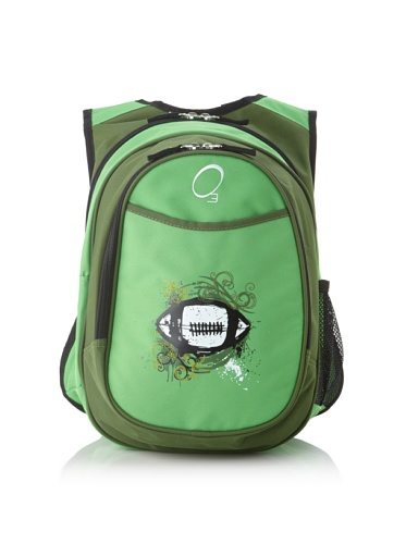 O3 Kid's All-in-One Backpack with Integrated Cooler (Football)