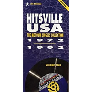 Hitsville USA Vol. 2: The Motown Singles Collection 1972-1992