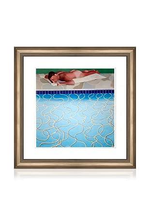 Sunbather, David Hockney
