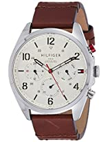 Tommy Hilfiger Chronograph Beige Dial Men's Watch - TH1791208J