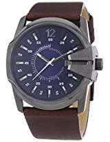 Diesel  Chronograph Blue Dial Men's Watch - DZ1618