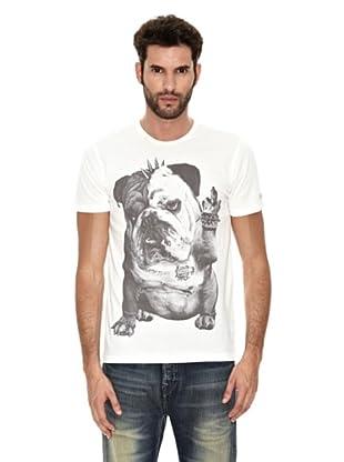 Firetrap Camiseta Mickaël (Blanco)