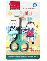 Baby Dreams MBD Baby Scissors (Green)
