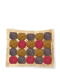 "Mar Y Sol Sayulita 14"" x 18"" Rectangle Pillow (Bright Multi)"