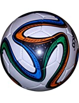 Hikco PVC World Cup Football Multicolor