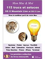 115 trucs et astuces pour OS X Mountain Lion et OS X Lion (Mon Mac & Moi)