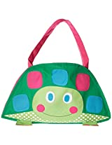 Mud Pie Surf's Up Beach Bag with Toys, Turtle
