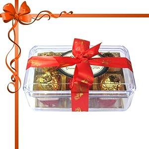 Chocholik Luxury Chocolates - 12pc Wonderful Treat of Truffles