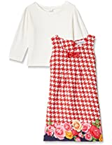 Peppermint Girls' Dress