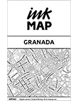 Granada Inkmap - maps for eReaders, sightseeing, museums, going out, hotels (English)