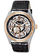 Kenneth Cole  Analog Silver Dial Men's Watch - IKC1792