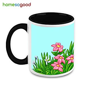 HomeSoGood The Mother Nature Coffee Mug
