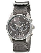 Lucien Piccard Men's LP-10588N-014 Moderna Analog Display Japanese Quartz Grey Watch
