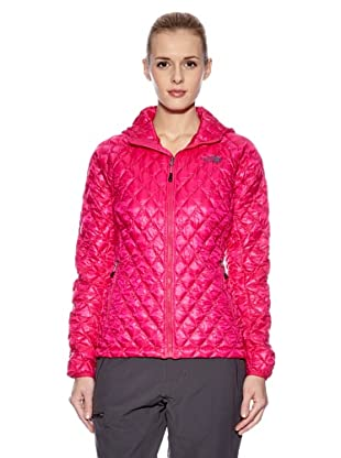 The North Face Chaqueta Thermoball Hoodie (Rosa)