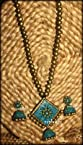 Necklace sets - terracotta jewellery